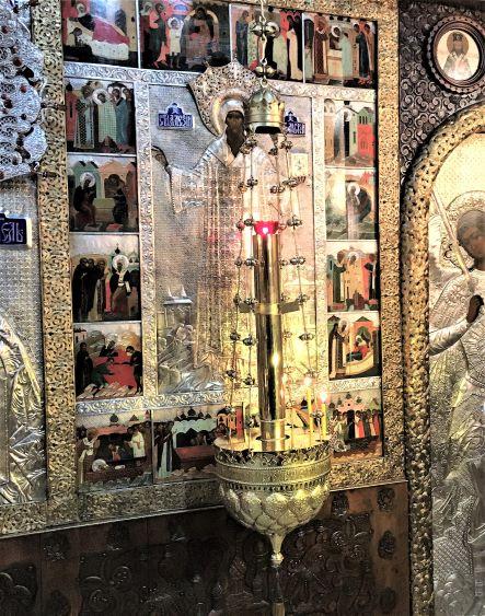Август 2021 г. Из жизни Русского Храма-памятника